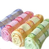 И снова СП! Кухонные полотенца 25*45 полоска и незабутки.Выкуп 17.09