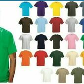 31 колір!  S-5xl! Fruit of the Loom !Нові кольори ф.2 Відправка в день оплати і нп і уп!!