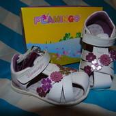 Выкуп 15.08!Супер распродажа сандалей Flamingo для мальчиков и девочек р.20-38