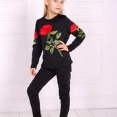 Супер модный костюмчик для девочки! Акция -20% от цены на костюмчик!!!