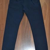 Коттоновые брюки для мальчиков-подростков. 122-164. Венгрия.