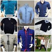 Рубашки, обманки, вышиванки. Сбор и остатки