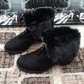 Зимние ботинки 2в1 Польша, уже на Украине. выкуп от одной пары со склада!