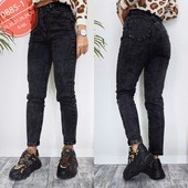 Коллекция весна 2020,стильные джинсы бананы и мом
