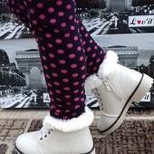 Зимние теплые ботинки, выкуп каждые 2 дня