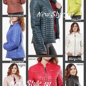 Весняно осінні жіночі куртки. Розміри 38-76. Український виробник