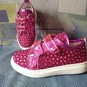 Распродажа на складе! Летние кроссовочки для девочки. Размеры с 21 по 26.