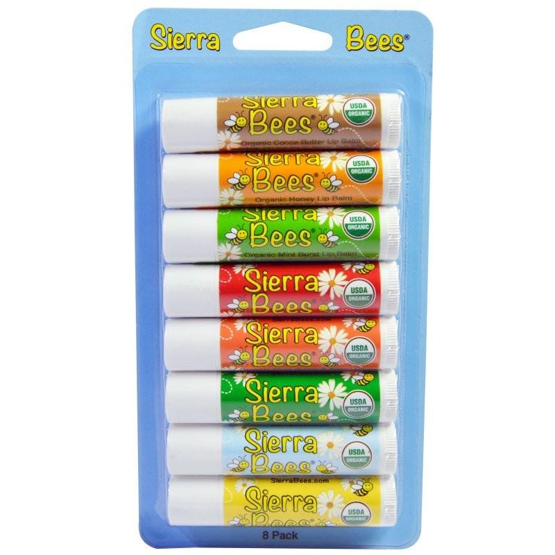 Sierra bees бальзам для губ купить