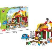 Kids home toys. Конструкторы-аналоги Lego Duplo и другие игрушки. Читайте описание