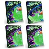 Рисуй Светом Набор креативного творчества neon light pen nlp-01 Dankotoys