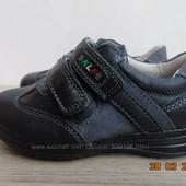 Туфли полностью кожа для мальчиков  26-37 рр. Новый сбор+есть остатки(28р)