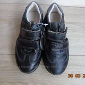 Туфли на  осень полностью  кожа. Розпродажа по 195 грн. В наличии 26 и  29 р.