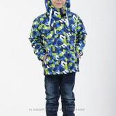 Куртка, ветровка, парка, анорак Be easy на мальчика демисезонные, качество превосходное!