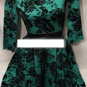 Жаккардовые платья по супер цене!!! Качество отличное! Уже видела в реале!!! Размер 42-48