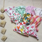 Косынки на резиночке,солохи,трикотаж,хлопок,прошва,шпатель для деток и взрослых .Выбор ткани