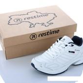 """Обувь, которая носится годами!Женские кожаные кроссовки """"Restime"""",не пожалеете!!!36-41"""