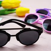 Выкупаю 22.04. Детские солнцезащитные очки  на 3-5 лет.