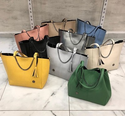 Широкий ассортимент сумок и аксессуаров