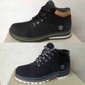 Кожанные ботинки для мужчин.