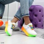 В наличии и новый сбор!!!Крутые кроссовочки!!!