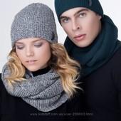 Заканчиваются!Шапки,шарфы,хомуты,комплекты!