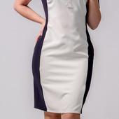Платье офисное р. 42-54 фото реальные цена актуальна