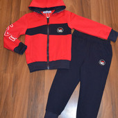Часть в наличии. Спортивные костюмы для мальчиков. Венгрия. Люкс качество. Размеры 98-164.