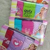 Трусики для девочек от 3 до 17 лет!Качество отличное!Оптовые цены! 47 грн -цена за 3 шт!!