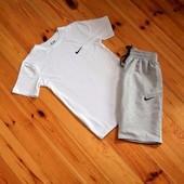 Костюм спортивный  мужской Шорты +футболка Есть размерная сетка!! Выкуп после сбора минимум 5 ком.,