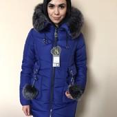 Срочная. Распродажа остатков только 2 дня.Шикарные курточки р 42-52 натуральный мех.Зима.