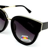 Стильные женские очки. Защита+поляризация.Качество.