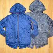 Деми куртки 4-16л,новый сбор!!!Замеры.8 и 10л наличие
