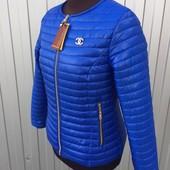 Женские демисезонные куртки 42-62