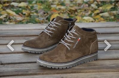 Мужские зимние ботинки Tommy Hilfiger совместная покупка и закупка ... 60f3259d4b1d4