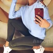 Скидки!!!Стильные свитера!Новые модели 2018-2019
