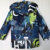 Детская куртка демисезонная 116-140 2 брони и выкуп