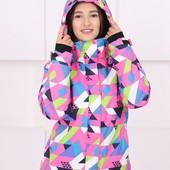 Зимняя горнолыжная куртка польского бренда Dl&Am - s,m,l,xl,2xl