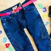 В наличии 134, 140, 146, 152, 158, 164см. Отличные джинсы для девочки. Венгрия!!! Качество!