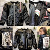 Остатки. Детские демисезонные курточки для мальчиков и девочек .Только мои фото