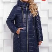Женские зимние куртки и пальто в размерах 50-66