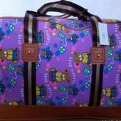 Срочно-срочнона 29.09!Яркие и модные дорожные сумочки для Взрослых и Любимых деток!