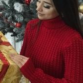 Шок цена!!!!  Шикарные модели свитера  р 42-48 (универсальный)