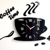Настінні годинники для вітальні,кухні та дитячої кімнати, різні кольори