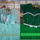 Ниже цен НЕТ!Неповторимо красивые платья для принцесс!На рост от86-146см