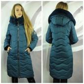 Обвал цен!!! Стильные зимние курточки!!! размеры 48-60