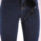 Предлагаю к сбору еще одну ростовку, джинсы на флисе,р-р 25-30