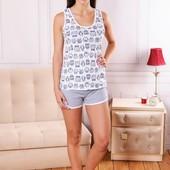 Жіночі піжами, халати, сорочки 40-54 розмірів