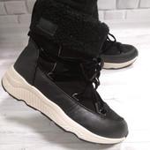 Зимние спортивные кроссовки / ботинки всего 190 грн