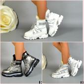 Сп стильной зимней женской обуви из натуральной кожи