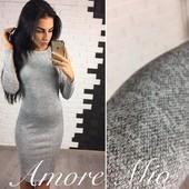 Женское платье (Цвет и размер можно выбирать любой на ваш выбор)